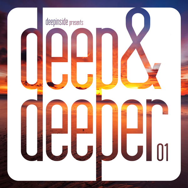 Deep & Deeper Vol.01 Cover