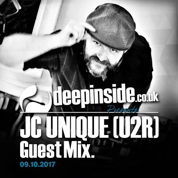 JC Unique Guest Mix cover