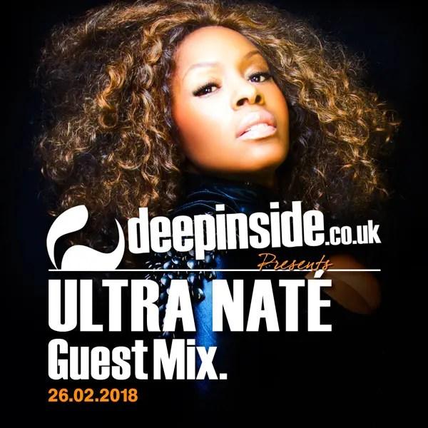 Ultra Naté Guest Mix cover