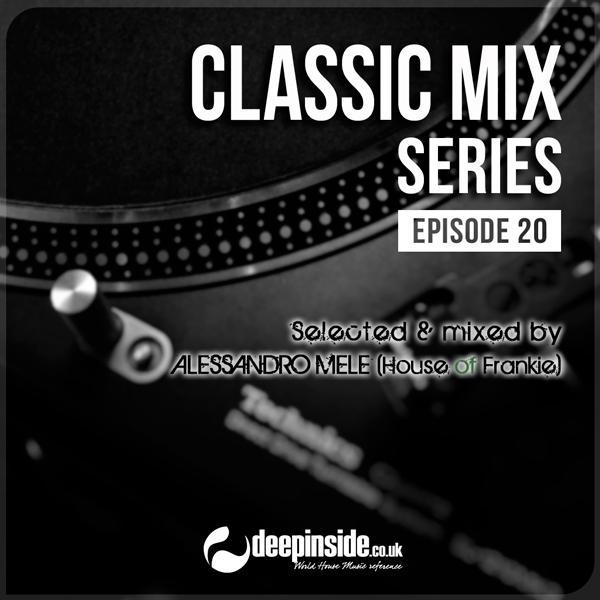 Classic Mix EP 20 cover