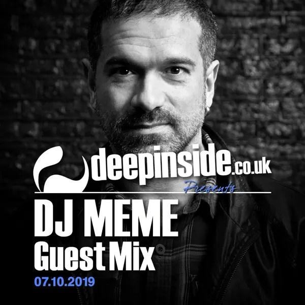 DJ Meme Guest Mix cover