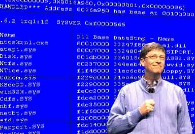 Bill Gates - Windows 98 presentation
