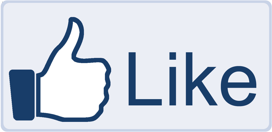 pic of Facebook Like button