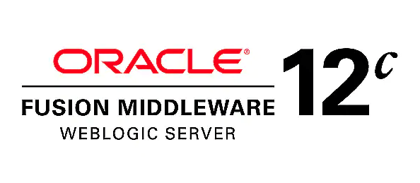 Oracle Weblogic Server 12c logo