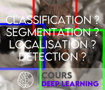 classification localisation segmentation detection