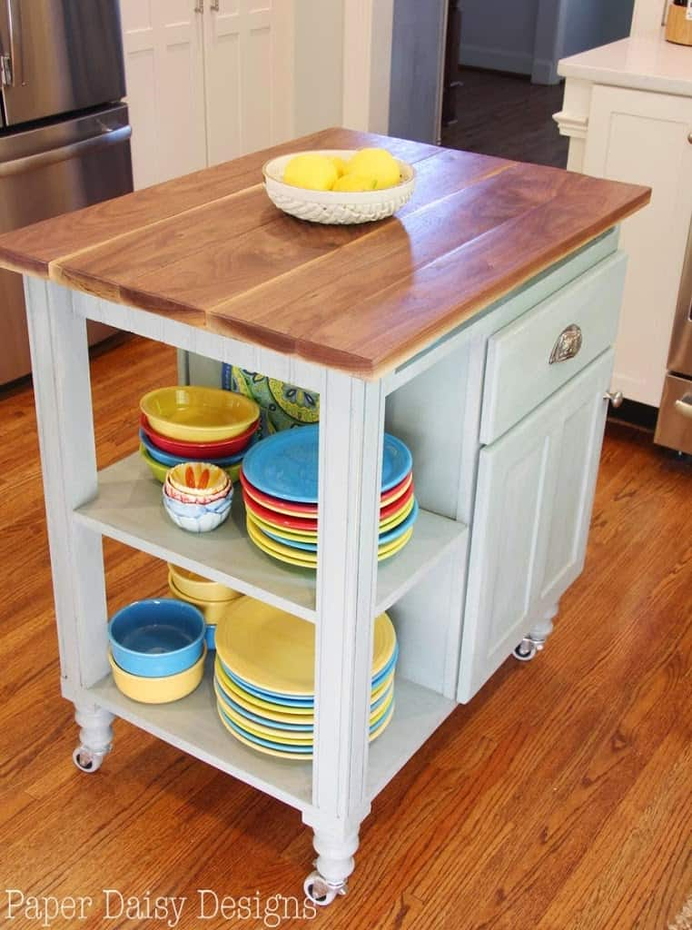 diy rolling kitchen island outdoor with green egg cart we love our new and the is just one piece of it i hope you are inspired to build your own s a super handy functional