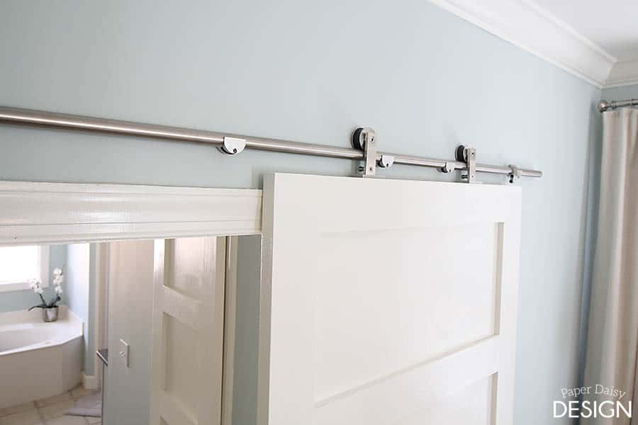 Modern Barn Door Hardware Review And Instructions