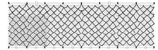 Trammel net