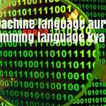 programming language kya hai ?