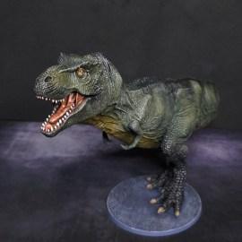 Tuto peinture : Le T-rex de batman Gotham city chronicles.