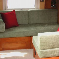 Sofa Beds For Motorhomes Pu Leather Bed Nz Deep Red A Self Build Motorhome Seats Design
