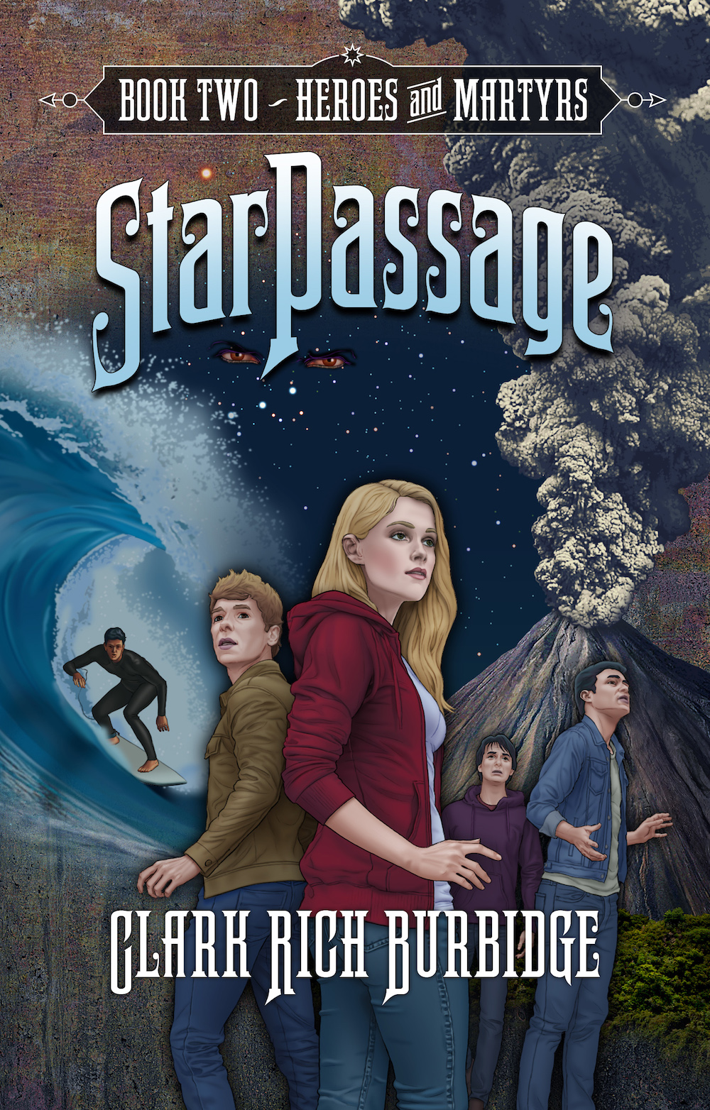 Image result for starpassage book 2