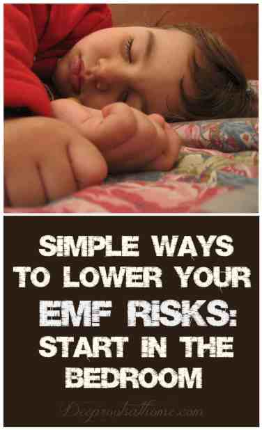 Simple Tips To Lower Your EMF Risks: Start In the Bedroom, electro-magnetic levels, homes, bedrooms, children, radiation, assessment, preventative medicine, Electrical Pollution, harmful invader, body, environmental toxin, health, cellular level, electrical being, communication device, cells, tissues, organs, organisms, bio-electrical transmitters, receivers, radio antenna, external noise, static, electrosmog, environment, biological impacts, brain wave patterns, behavior issues, body's communication system, abnormal neurological function, dementia, chronic fatigue syndrome, fibromyalgia, Types of EMF, Static Electric Fields, natural materials, furniture, cabinetry, flooring, building supplies, magnetic field, liquid-filled compass, sleeping area, Power Frequency, wiring in your walls, electrical outlets, extension cords, lamps, electricity sources, electric fields, large antenna, insomnia, Power Frequency Magnetic Fields, power lines, electrical panel box, refrigerator, TV, Radiofrequency, Communications, cordless phones, wireless devices, cell phones, cell phone towers, regenerates, detoxifies, sleeping sanctuary, fuses, electrical outlets, unplug, computer, WI-FI, Gauss-meter, testing, EMF Burden, battery operated alarm clock, A.W. Tozer, book, Electric alarm clocks, electric blankets, heating pads, Dr. Mercola, iPod dock, research, DECT, digitally enhanced cordless transmitters, base station, land line, EMF risks, controversial, safety, convenience, technological trends, smoking, lethal, living space, over-looked problem, scientist, expert, prudence, mom, homemaker, homemaking, keeper at home, precaution, fear-based worry, seek wisdom, James 1: 5, Powerful and Simple Tips, DIY, articles, Digital Era, Neurosurgeons, warning, Cell Phone Use Causes Brain Tumors, Allergic to Wireless Internet, child sleeping,