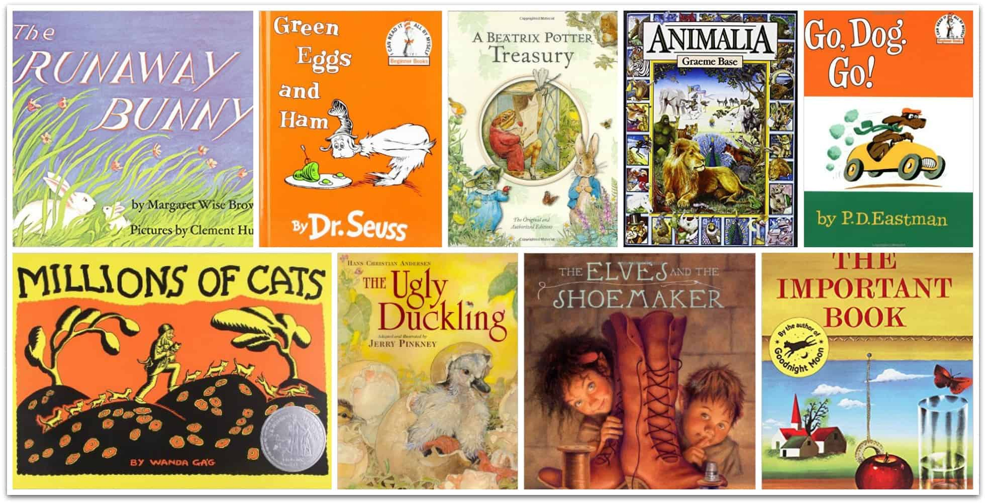 75 Classic Books We Shouldn T Neglect In A Child S Reading