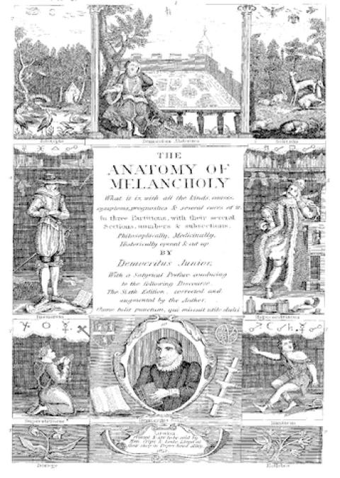 Frontispiece to the original 1621 edition