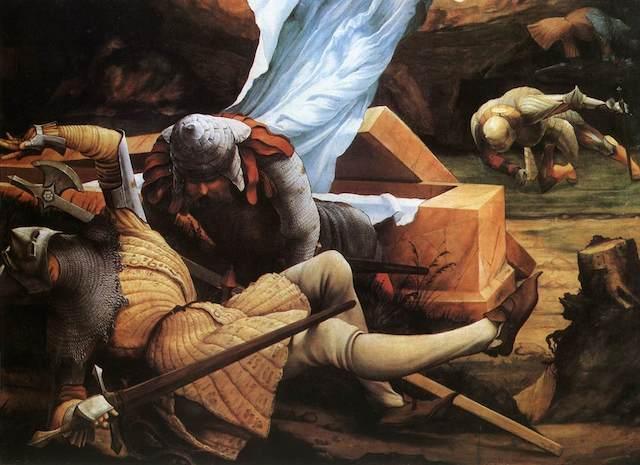 The Resurrection, Maththias Grünewald, c.1515