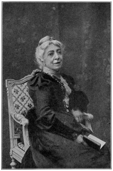 Mme. Pauline Viardot: 'Her voice was tremendously powerful, prodigious in its range, and it overcame all the difficulties in the art of singing.'