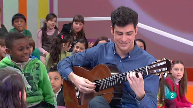 Pablo Villegas: 'The guitar is the instrument of the Americas. It has been the instrument of the different musical expressions of each region and of each country. It's the instrument of the people.'