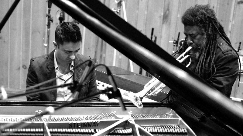 Vijay Iyer and Wadada Leo Smith: 'another dimension—a dimension of sound, a dimension of sight, a dimension of mind'