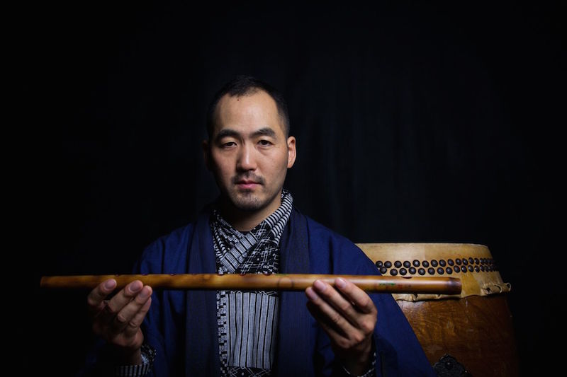 Kaoru Watanabe: 'I wanted to unfold the feelings of nostalgia and longing that drew me so powerfully to Japanese traditional forms. Yet I wanted to anchor them by using improvisation to create fully formed, emotionally resonant music, over complex rhythmic structures.'
