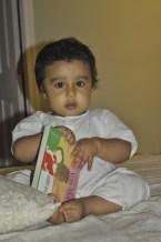 Kabir (12 months)