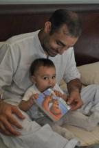 Aseem (9 months)