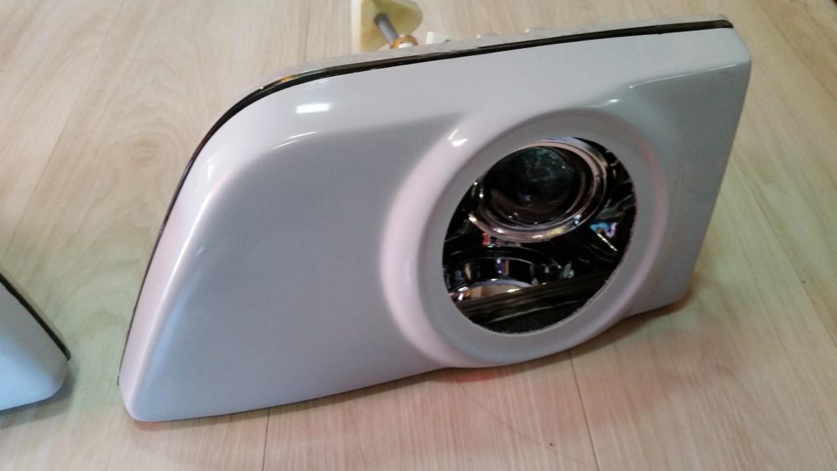 1996 2015 Volvo Vnm And 1996 2003 Volvo Vnl Bi Xenon Hid