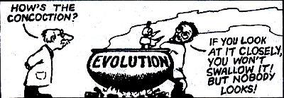 EVOLUTION EXPOSED!