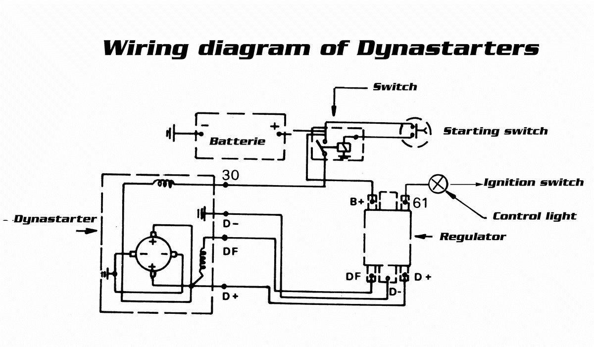 bosch dynastart wiring diagram msd 6al 6420 dre19025601 delco-remy deer-online.com alternator starter battery