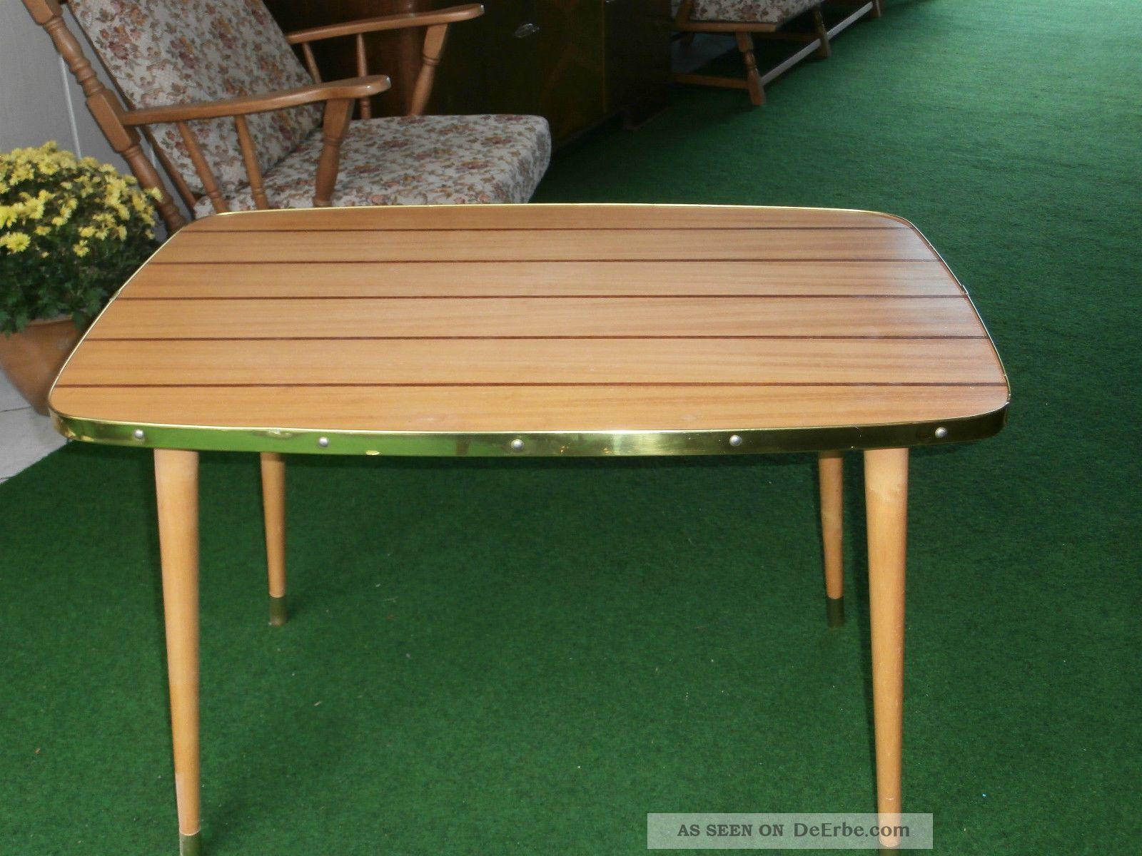 50er Jahre Couchtisch 50er 60er Jahre Tisch Table Couchtisch