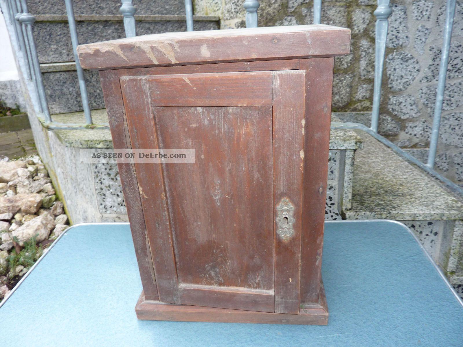 Alter Apothekerschrank Gebraucht Bemerkenswert Stuhl Rot Holz