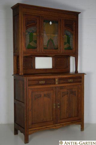 Mobiliar  Interieur  Schrnke  Antike Originale vor