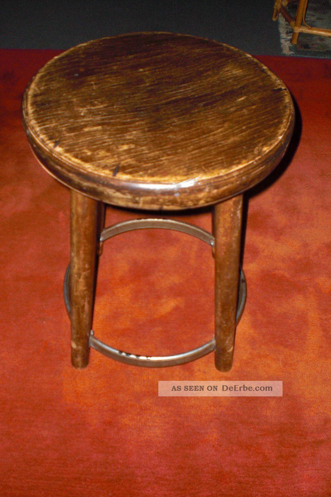 Kchenhocker Holz Cheap Interesting Barhocker Dana Hocker Kchenhocker Wei Glnzend With
