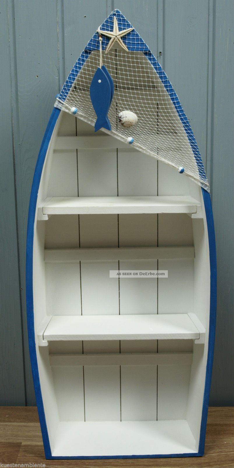 Bootsregal Regal In Bootform Hhe Ca 72 5cm Blauwei Ii