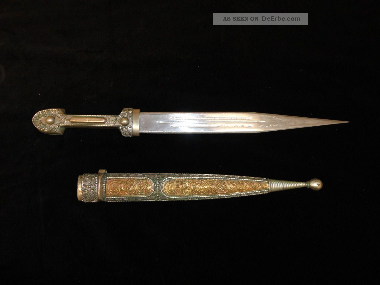 Dolch Messer Schwert Mit Metall