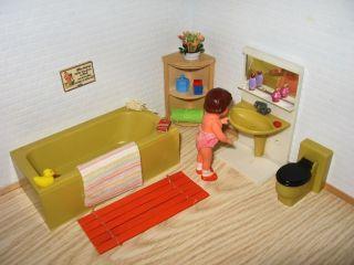 Antikspielzeug  Puppen  Zubehr  Puppenstubenzubehr  Antiquitten