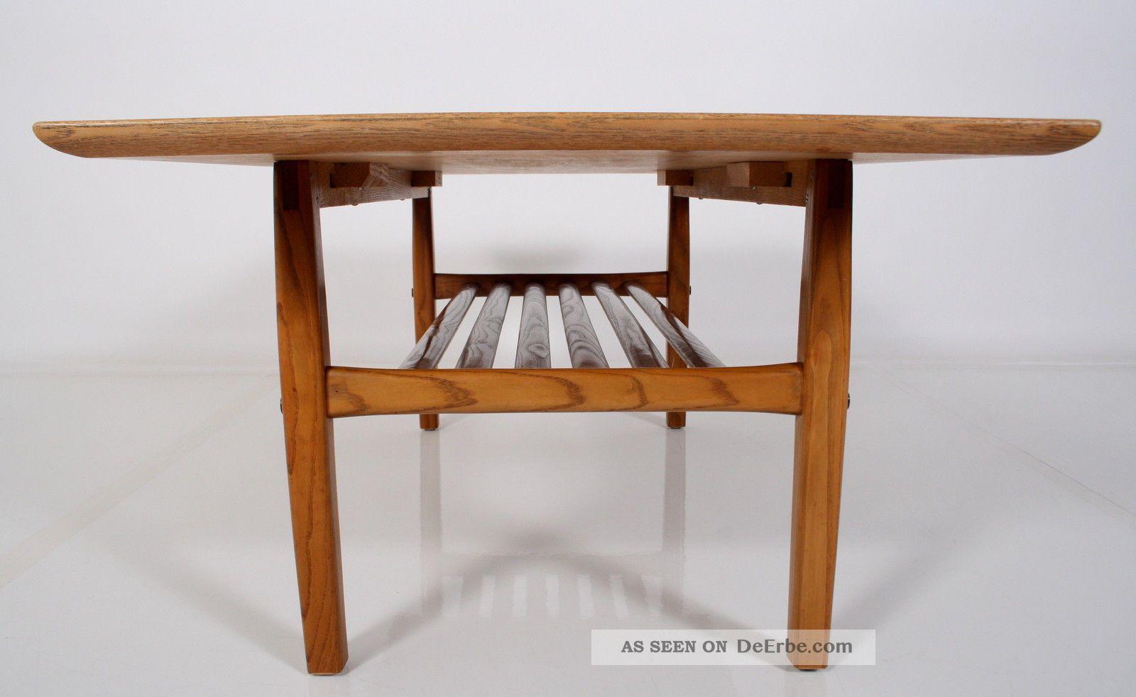 Designer Couchtisch Teak Teak 60er Coffee Table Danish Design