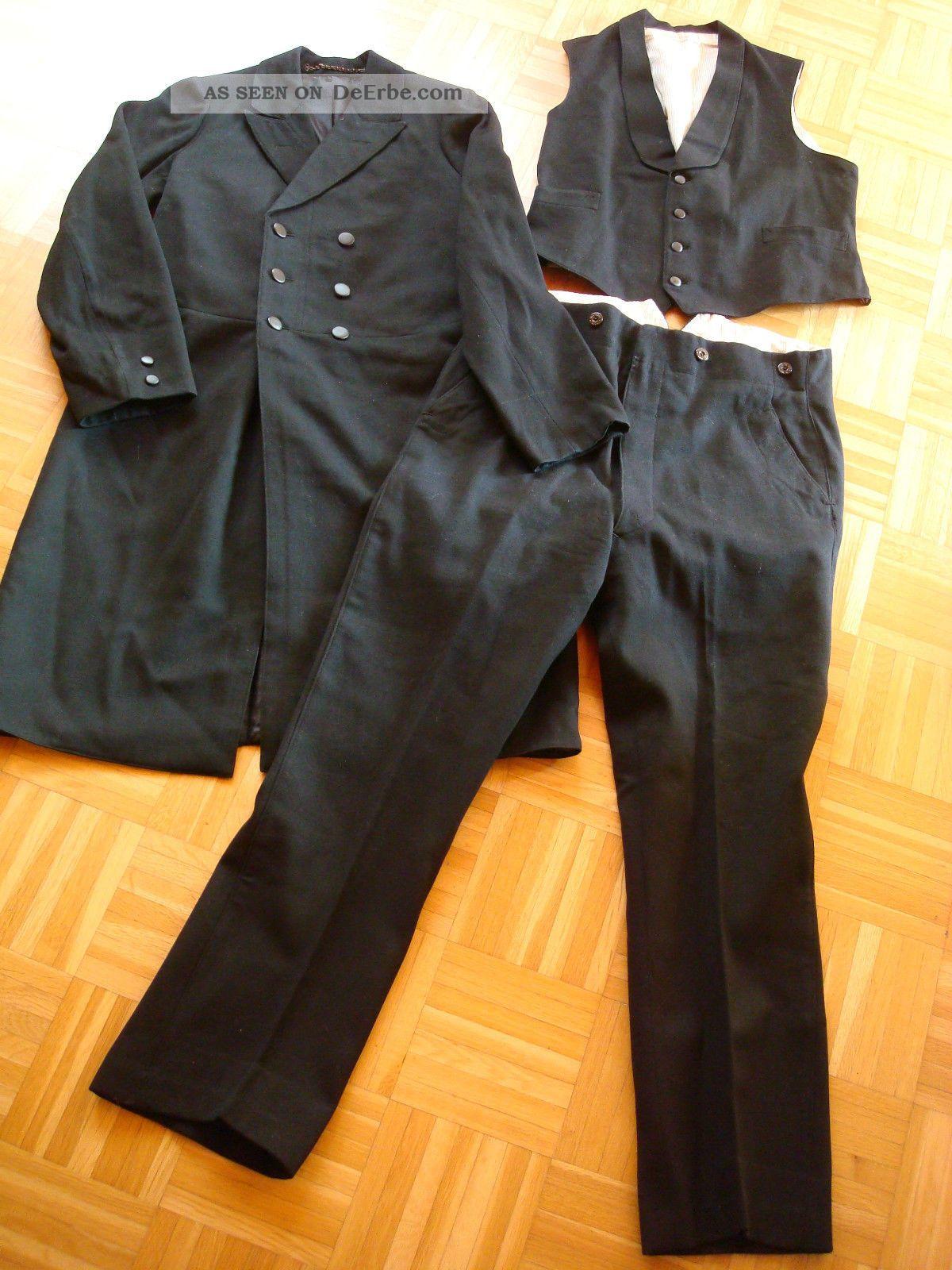 Herren Anzug Hochzeit Vintage Tziacco Wilvorst Hochzeitsordner