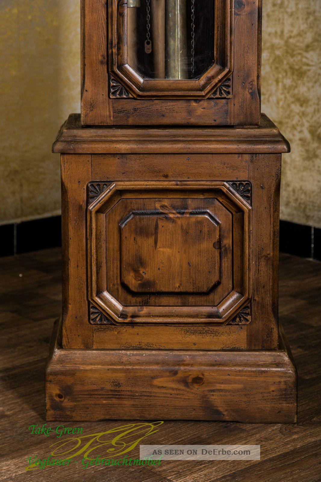 Voglauer Anno 1900 Standuhr Uhr Pendeluhr Landhausstil