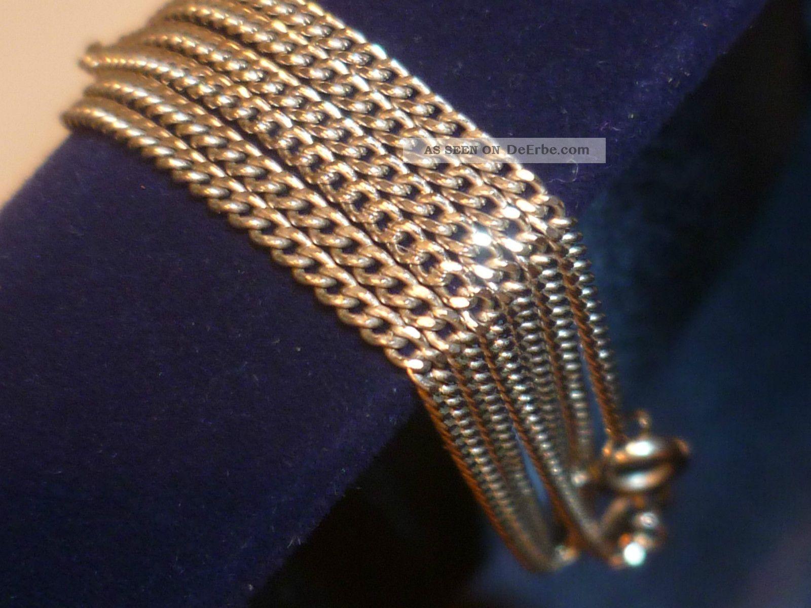 1 Tag Halskette Aus 585er  Weigold Diamantiert Nachlass