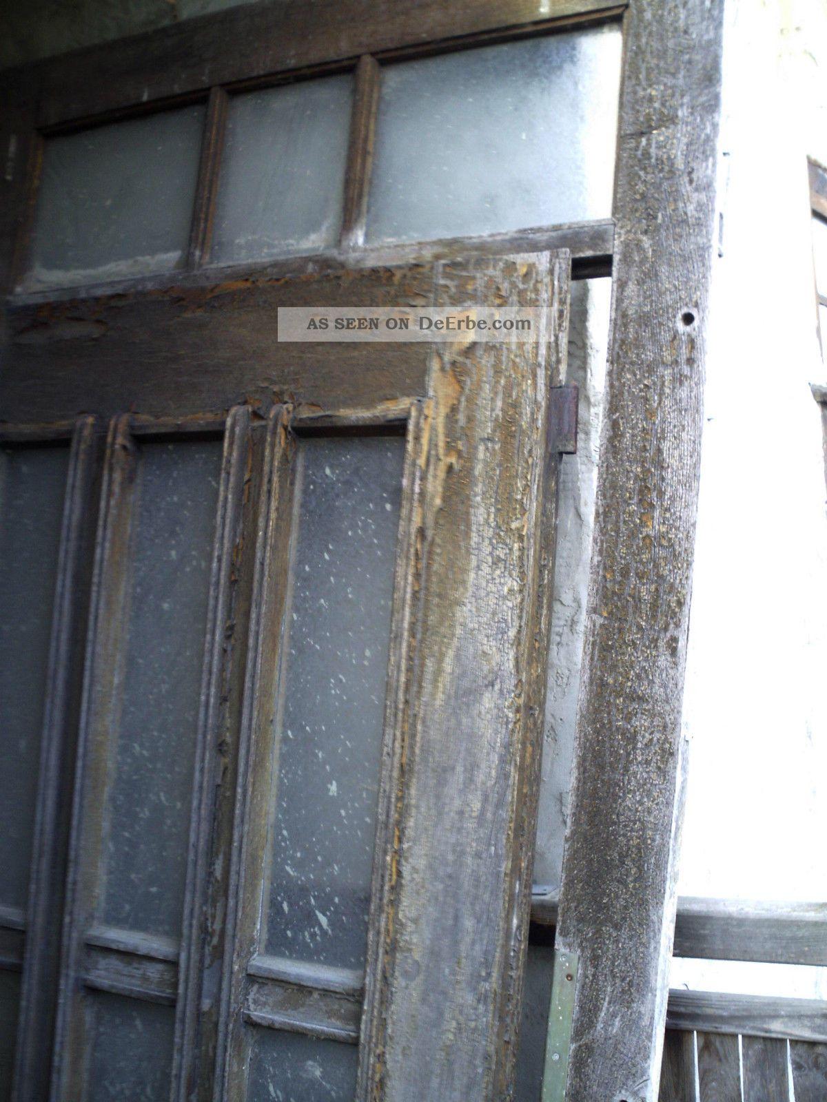 Alte Türen Mit Glaseinsatz Verschönern Historische Kleinteile