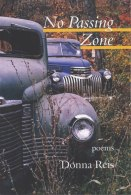 No Passing Zone by Donna Reis