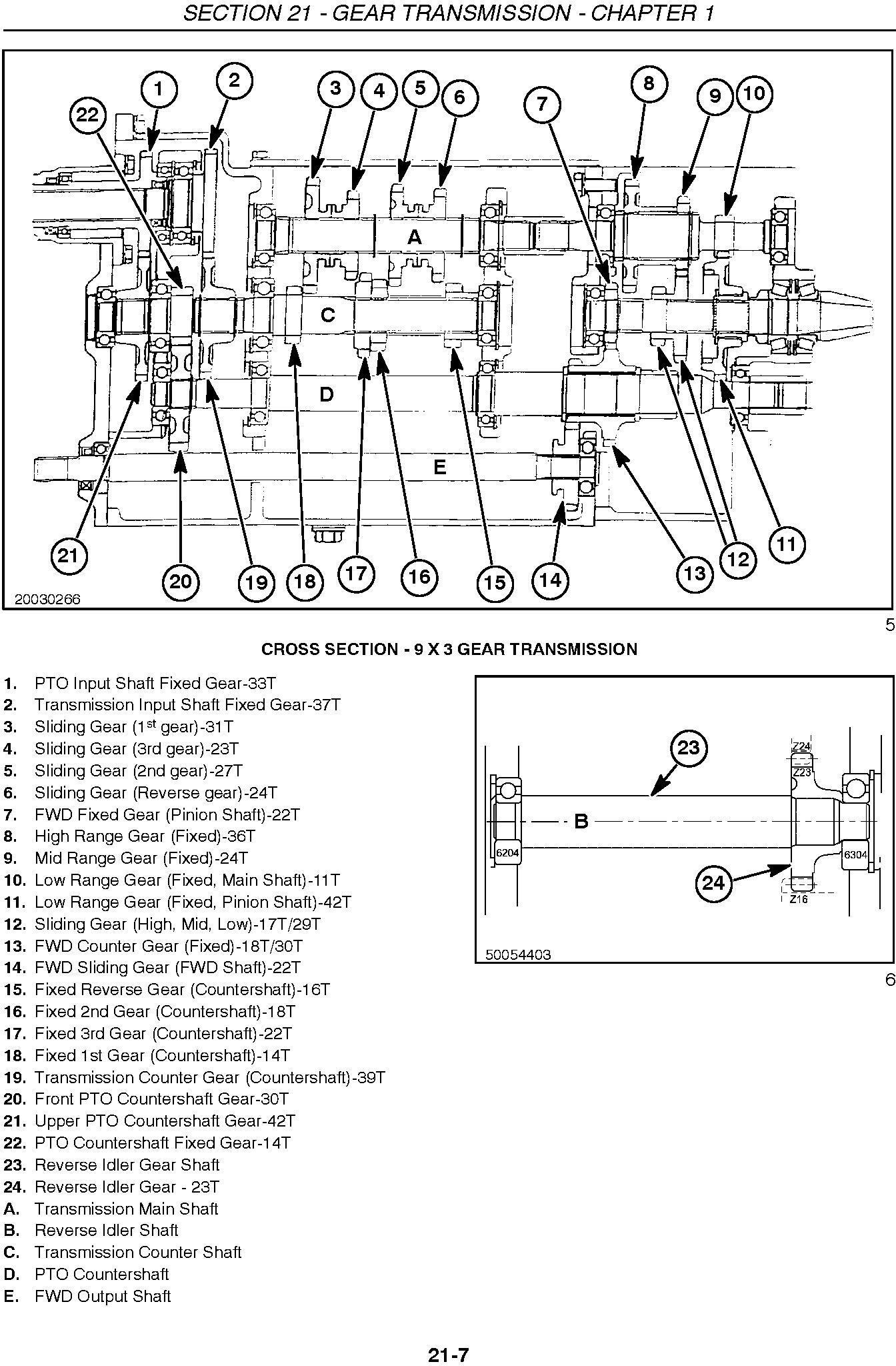 New Holland TC31DA, TC34DA Compact Tractor Complete