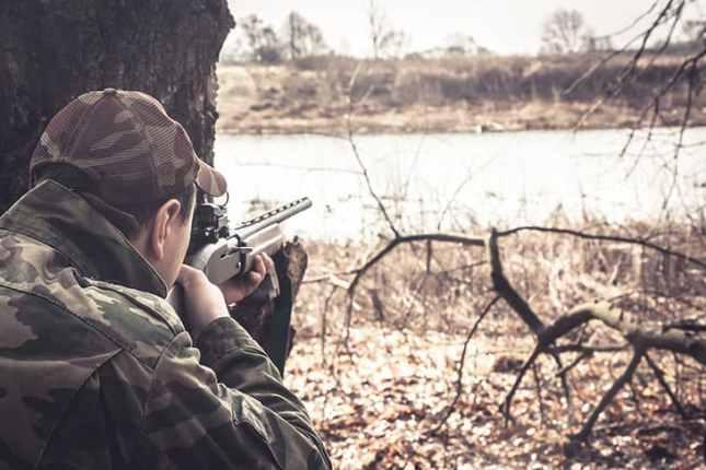 Hunter man