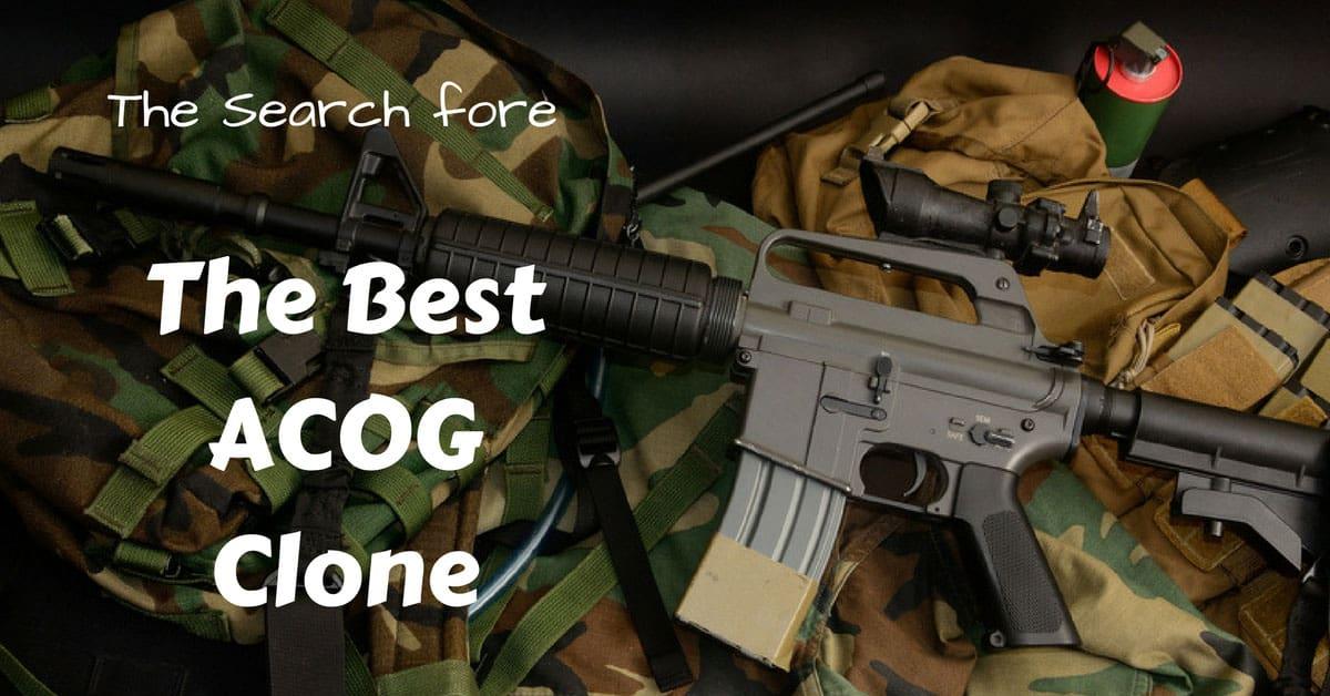 Best ACOG Clone