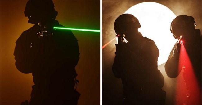 Laser Color