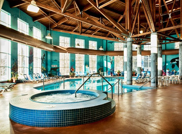Deerhurst Resort Indoor Pool
