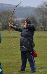 Lynn Ben ensured it was a Deer Park Longbow Double!