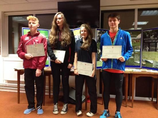 Award for Connie Healey
