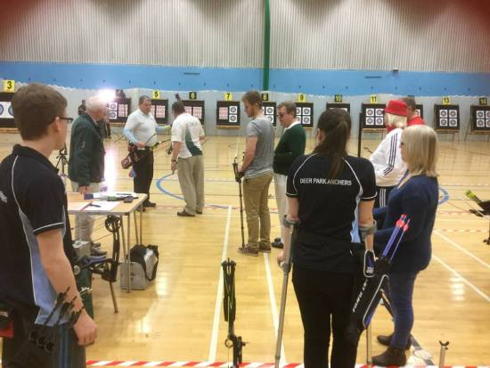 Kit Inspection - some new challenges for the judges.
